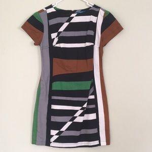 NET Derek Lam Color Black Dress - 10